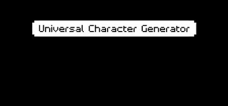 Universal Character Generator - PC