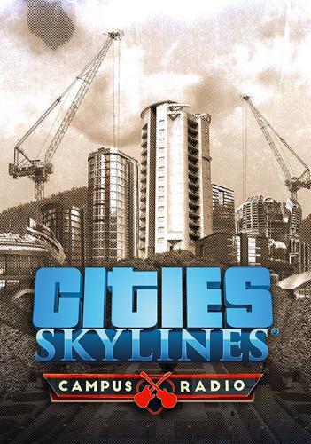 Cities: Skylines - Campus Radio - PC
