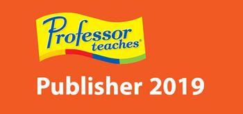 Professor Teaches Publisher 2019 - PC