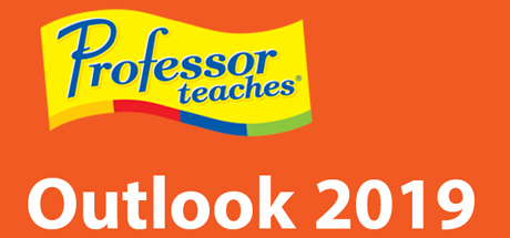 Professor Teaches Outlook 2019 - PC