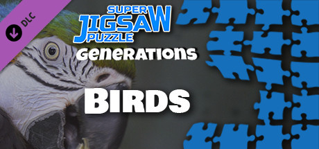 Super Jigsaw Puzzle: Generations - Birds Puzzles - PC