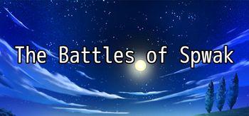 The Battles of Spwak - PC