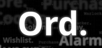 Ord. - PC