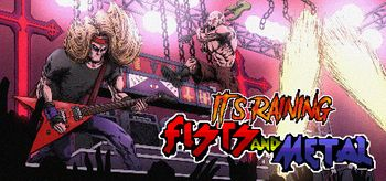 It's Raining Fists and Metal - PC