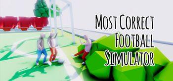Most Correct Football Simulator - PC