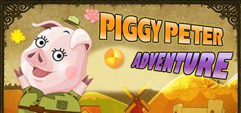 彼得猪冒险   Piggy Prter Adventure   ABENTEUER von Peter, dem Schweinchen - PC