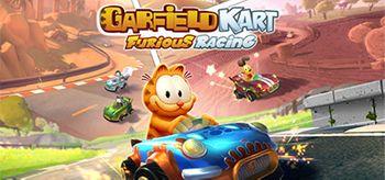 Garfield Kart Furious Racing ! - Mac