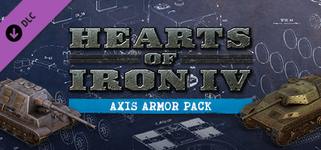 Hearts of Iron IV Axis Armor Pack - unknown