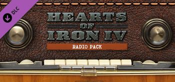 Hearts of Iron IV Radio Pack - Linux