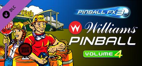 Pinball FX3 - Williams™ Pinball: Volume 4 - PC