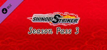 NARUTO TO BORUTO SHINOBI STRIKER Season Pass 3 - XBOX ONE