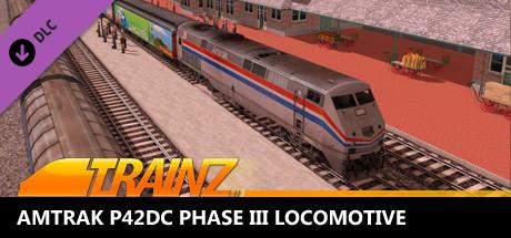TANE DLC - Amtrak P42DC - Phase III - PC