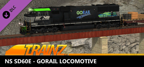 Trainz 2019 DLC - NS SD60E - 6963 GoRail - PC