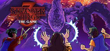 Stranger Things 3 : The Game - Mac