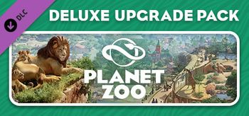 Planet Zoo Deluxe Upgrade Pack - PC