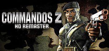 Commandos 2 - HD Remaster - Linux