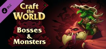 Craft The World Bosses & Monsters - Mac
