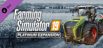Farming Simulator 19 Platinum Expansion - Linux