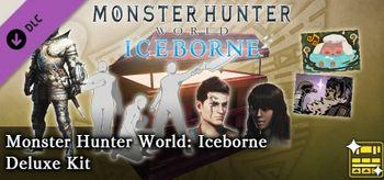 Monster Hunter World Iceborne Deluxe Kit - XBOX ONE
