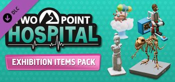 Two Point Hospital Exhibition Items Pack - Linux