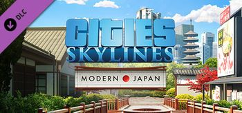 Cities Skylines Content Creator Pack Modern Japan - Linux