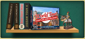 1001 Jigsaw Castles And Palaces - PC