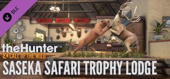 theHunter Call of the Wild Saseka Safari Trophy Lodge - PC