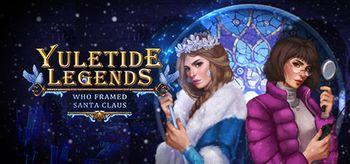 Yuletide Legends Who Framed Santa Claus - PC