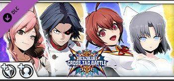 BlazBlue Cross Tag Battle Ver 20 Expansion Pack - PC