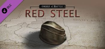 Order of Battle Red Steel - PC