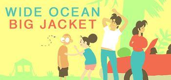 Wide Ocean Big Jacket - PC