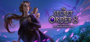 The Secret Order 8 Return to the Buried Kingdom - Mac