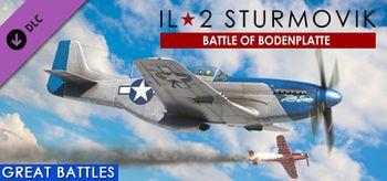 IL 2 Sturmovik Battle of Bodenplatte - PC