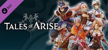 Tales of Arise Premium Costume Pack - PC