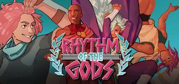 Rhythm of the Gods - PS4