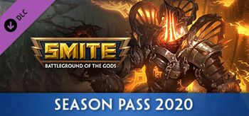 SMITE Season Pass 2020 - PS4