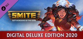 SMITE Digital Deluxe Edition 2020 - XBOX ONE