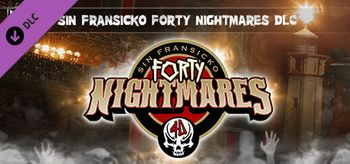 Mutant Football League Sin Fransicko Forty Nightmares - PC