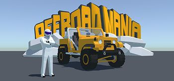 Offroad Mania - PC