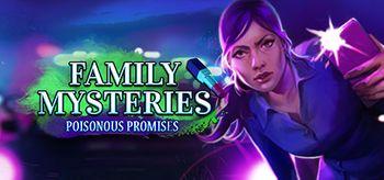 Family Mysteries Poisonous Promises - PS4