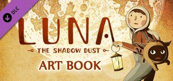 LUNA The Shadow Dust The Art Book - PC