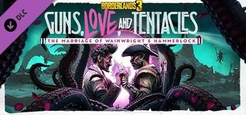 Borderlands 3 Guns Love and Tentacles - XBOX ONE
