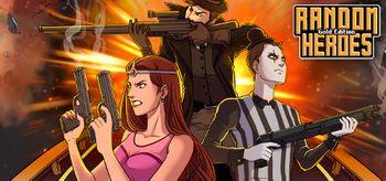 Random Heroes Gold Edition - PSVITA
