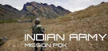 Indian Army Mission POK - PC