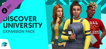 The Sims 4 Discover University - Linux