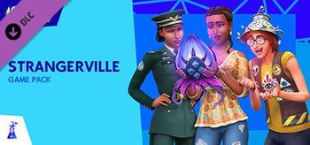 The Sims 4 StrangerVille - Linux