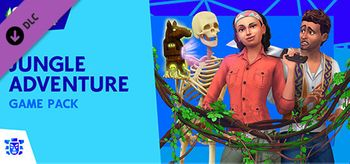 The Sims 4 Jungle Adventure - Linux