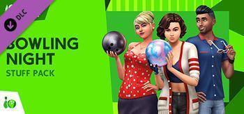 The Sims 4 Bowling Night Stuff - Linux