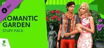 The Sims 4 Romantic Garden Stuff - Mac