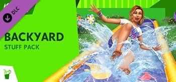 The Sims 4 Backyard Stuff - Linux